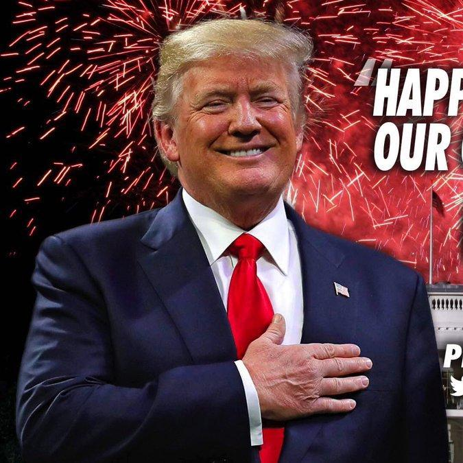 Donald John Trump    MAGA2020