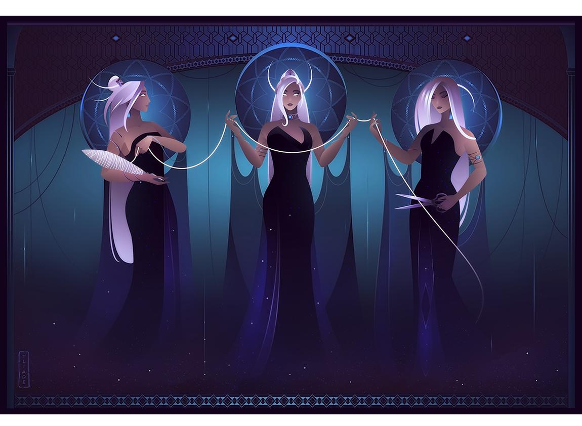 картинка богини атропос памяти казанцев