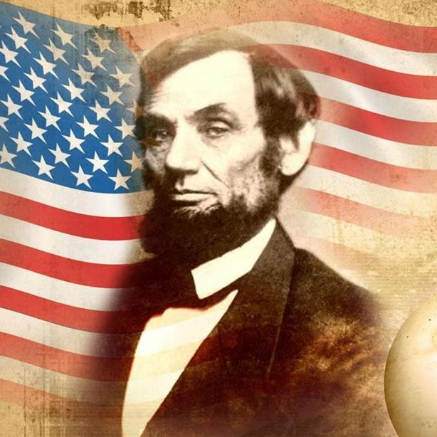 Abraham Lincoln (February 12, 1809  – April 15, 1865)