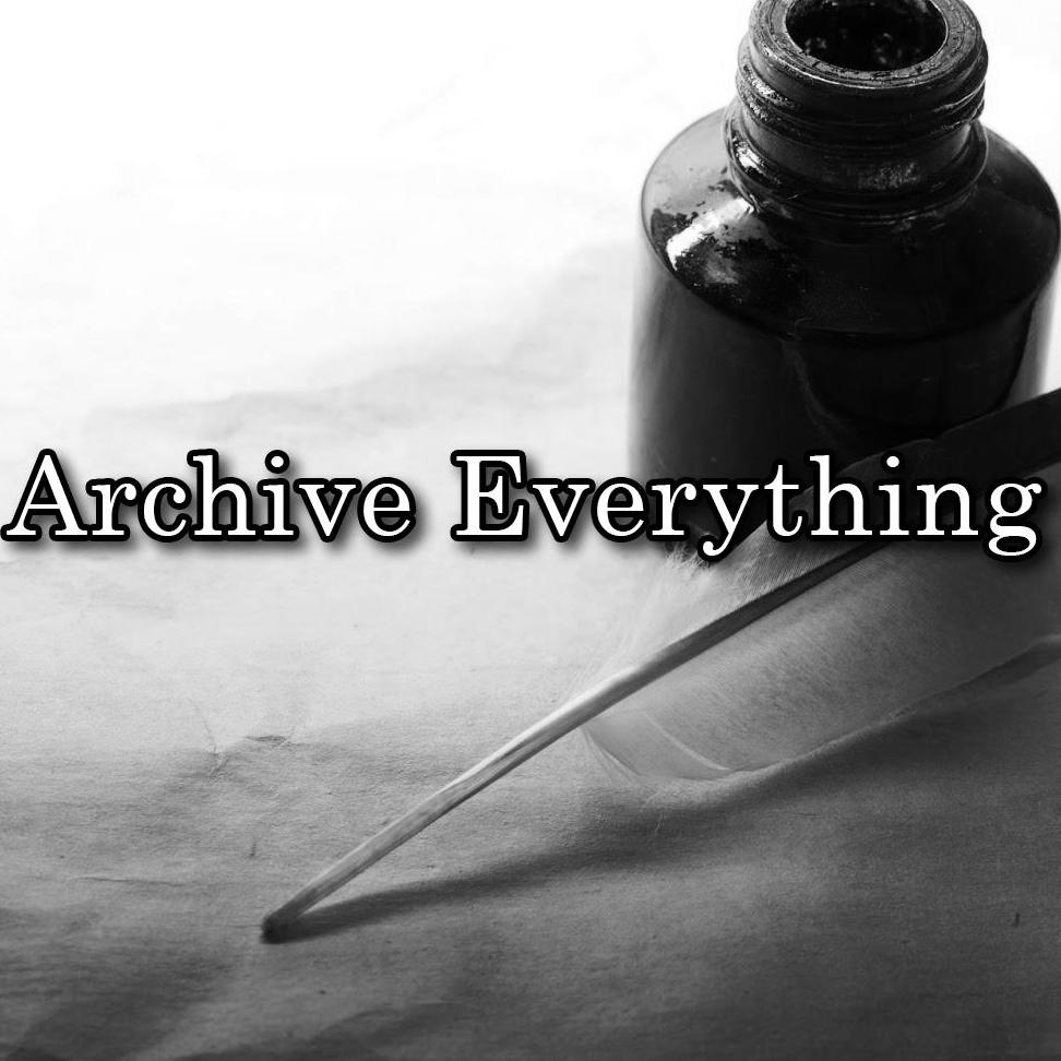 Archive Everything