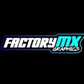 Factory Motocross  Graphics