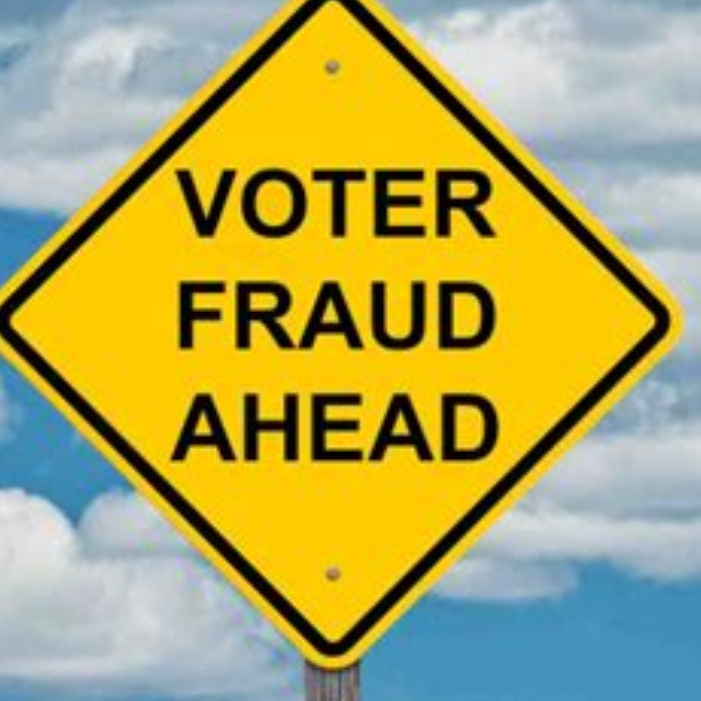 Mail in voting is voter fraud