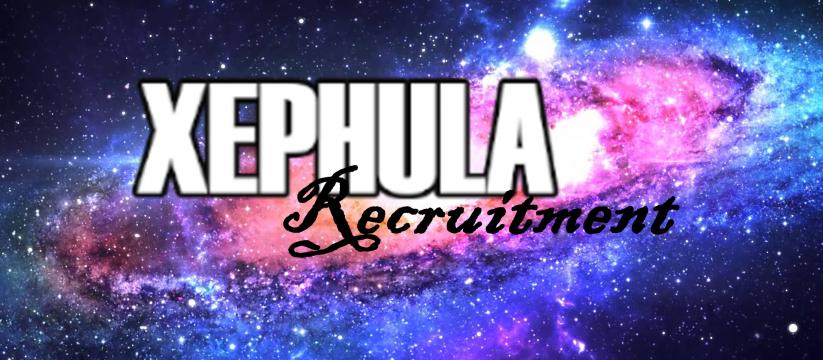 Xephula Recruitment