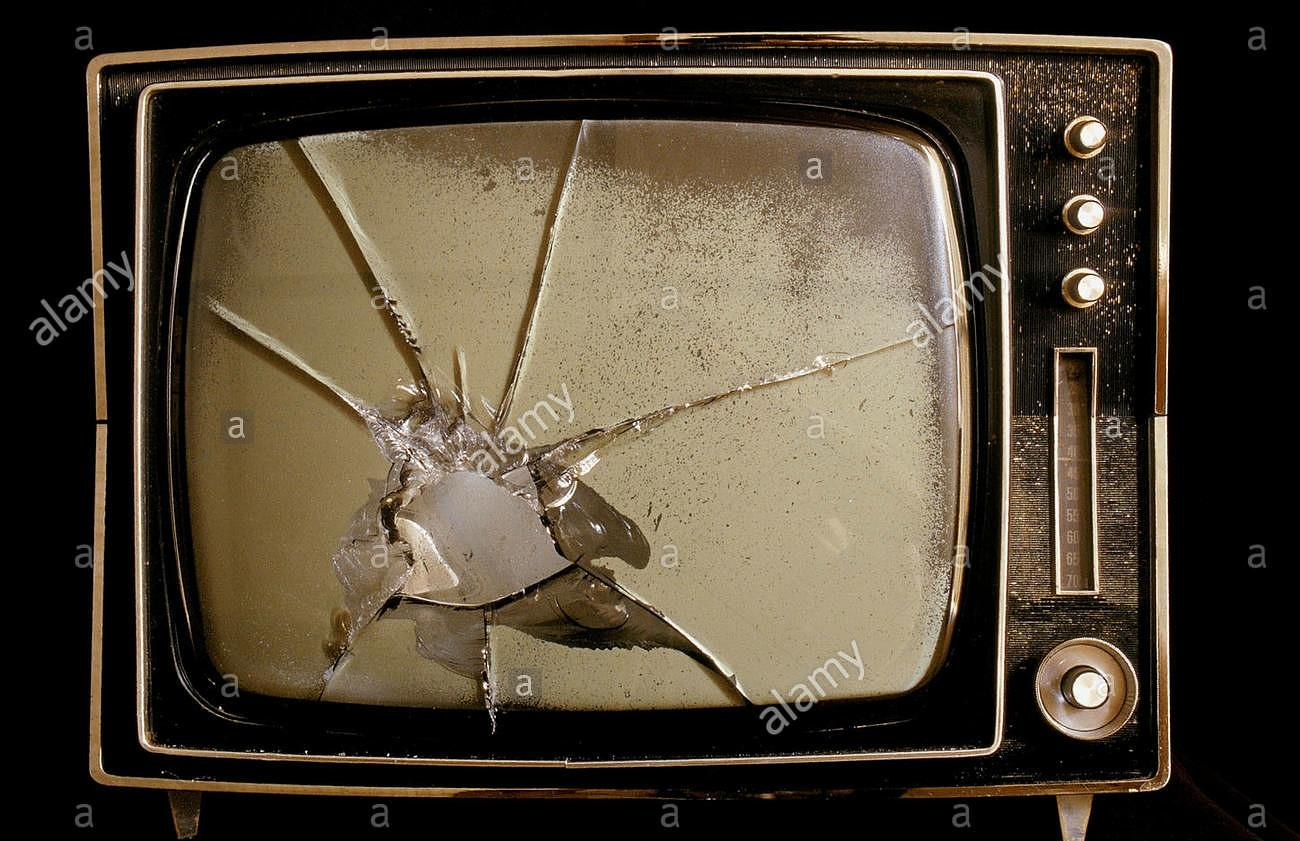 The TV and media are BRAIN ROT