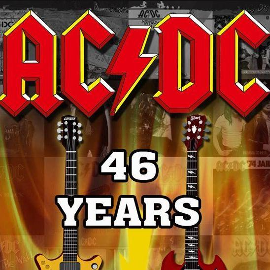 AC/DC history in pictures