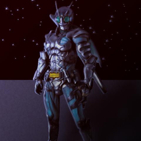 Armored Crusader